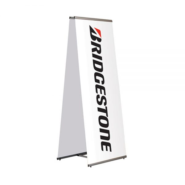 Free standing banner display and printed banner double sided - Signs and Graphics - Oakham
