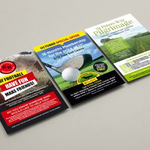 Printed Posters - Signs and Graphics - Oakham